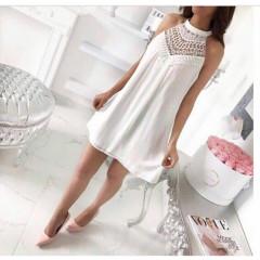 Γυναικείο φόρεμα 2138 λευκό