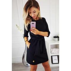 Γυναικείο φόρεμα 3327 μαύρο