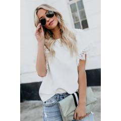 Γυναικεία μπλούζα 3485 άσπρη