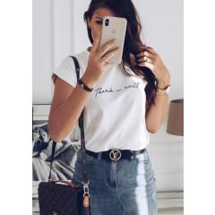 Γυναικεία κοντομάνικη μπλούζα 4514