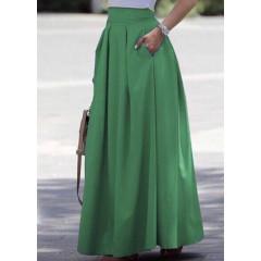 Γυναικεία φούστα 3502 πράσινη