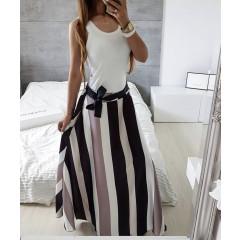 Γυναικεία φούστα 6798 μπεζ