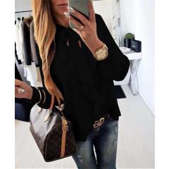 Γυναικείο πουκάμισο 1055 μαύρο