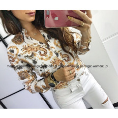 Γυναικείο πουκάμισο 7121 λευκό
