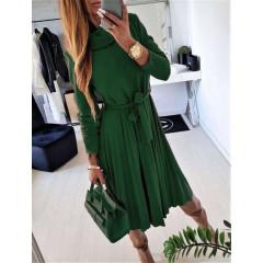 Γυναικείο φόρεμα 2239 πράσινο