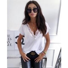 Γυναικεία μπλούζα 3381 λευκό