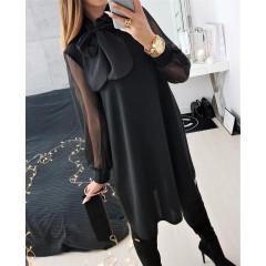 Γυναικείο φόρεμα 3142 μαύρο