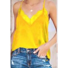 Γυναικείο τοπ 3564 κίτρινο