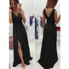 Γυναικείο φόρεμα 9306 μαύρο