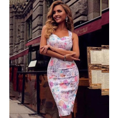 Γυναικείο φόρεμα 781702