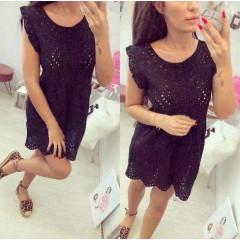 Γυναικείο φόρεμα 2940 μαύρο