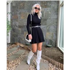 Γυναικεία φούστα 3397 μαύρη