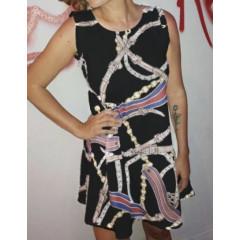 Γυναικείο φόρεμα 5132 μαύρο