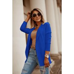 Γυναικείο σακάκι 5018 μπλε