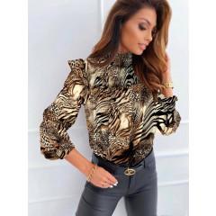 Μπλούζα με print 550708