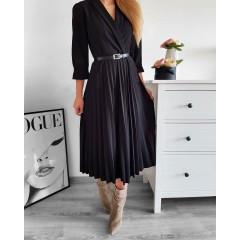 Γυναικείο φόρεμα 3550 μαύρο