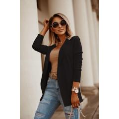 Γυναικείο σακάκι 5018 μαύρο