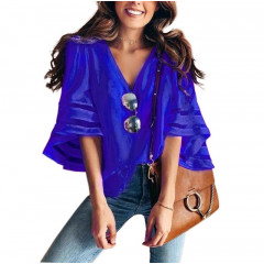 Γυναικεία μπλούζα 3371 μπλε