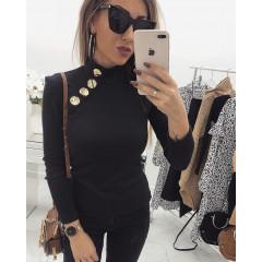Γυναικεία μπλούζα 2881 μαύρη