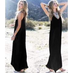 Γυναικείο φόρεμα 3569 μαύρο