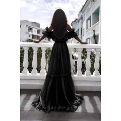 Γυναικείο φόρεμα 3037 μαύρο