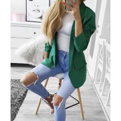 Γυναικείο σακάκι 3228 πράσινο