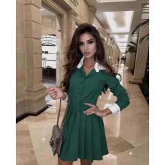 Γυναικείο κλος φόρεμα 54004 πράσινο