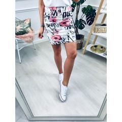 Γυναικεία φούστα 9660 ροζ