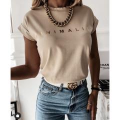 Γυναικεία μπλούζα  4079 μπεζ