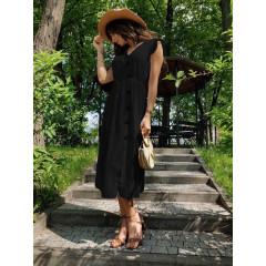 Γυναικείο φόρεμα 3077 μαύρο