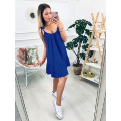 Γυναικείο φόρεμα 3693 μπλε
