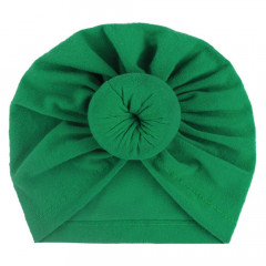 Βρεφικό τουρμπάνι BF112  πράσινο