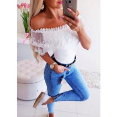 Γυναικεία μπλούζα 3313 άσπρη