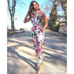 Γυναικεία ολόσωμη φόρμα 9246