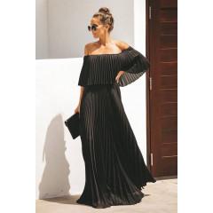 Γυναικείο φόρεμα 3560 μαύρο