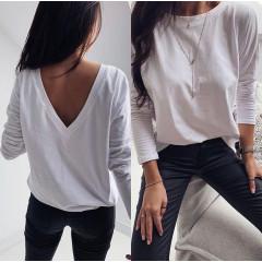 Γυναικεία μπλούζα 3376 άσπρο