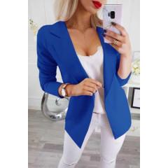 Γυναικείο σακάκι 2692 μπλε