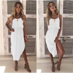 Γυναικείο φόρεμα 3636 λευκό