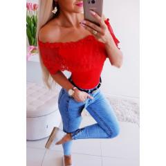Γυναικεία μπλούζα 3313 κόκκινη