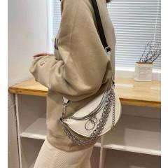 Γυναικεία τσάντα B319 άσπρη
