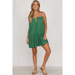 Γυναικείο φόρεμα 3659 πράσινο