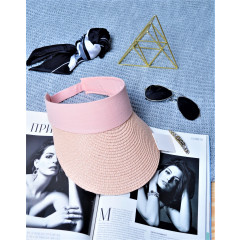Γυναικείο καπέλο 39351-3 ροζ