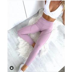Γυναικείο αθλητικό σετ 2233 άσπρο/ροζ