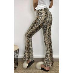 Γυναικείο παντελόνι 3508 μπεζ