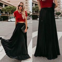 Γυναικεία φούστα 3611 μαύρη