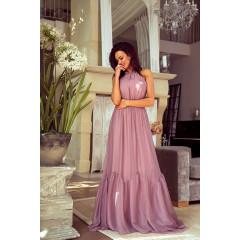 Γυναικείο φόρεμα 9286 ροζ