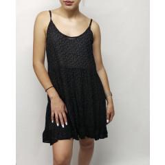Γυναικείο φόρεμα 5148 μαύρο