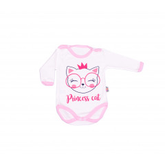 Βρεφικό κορμάκι γατάκι 5051010 ροζ