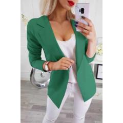 Γυναικείο σακάκι 2692 πράσινο