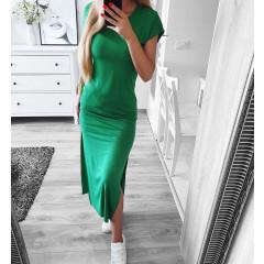 Γυναικείο φόρεμα 12277 πράσινο